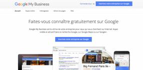 Comment créer son profil Google My Business ?